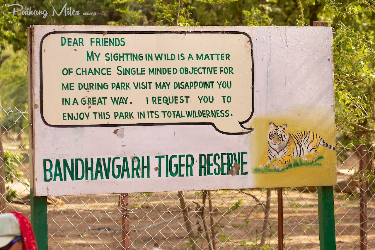 You are currently viewing Bandhavgarh – we have arrived