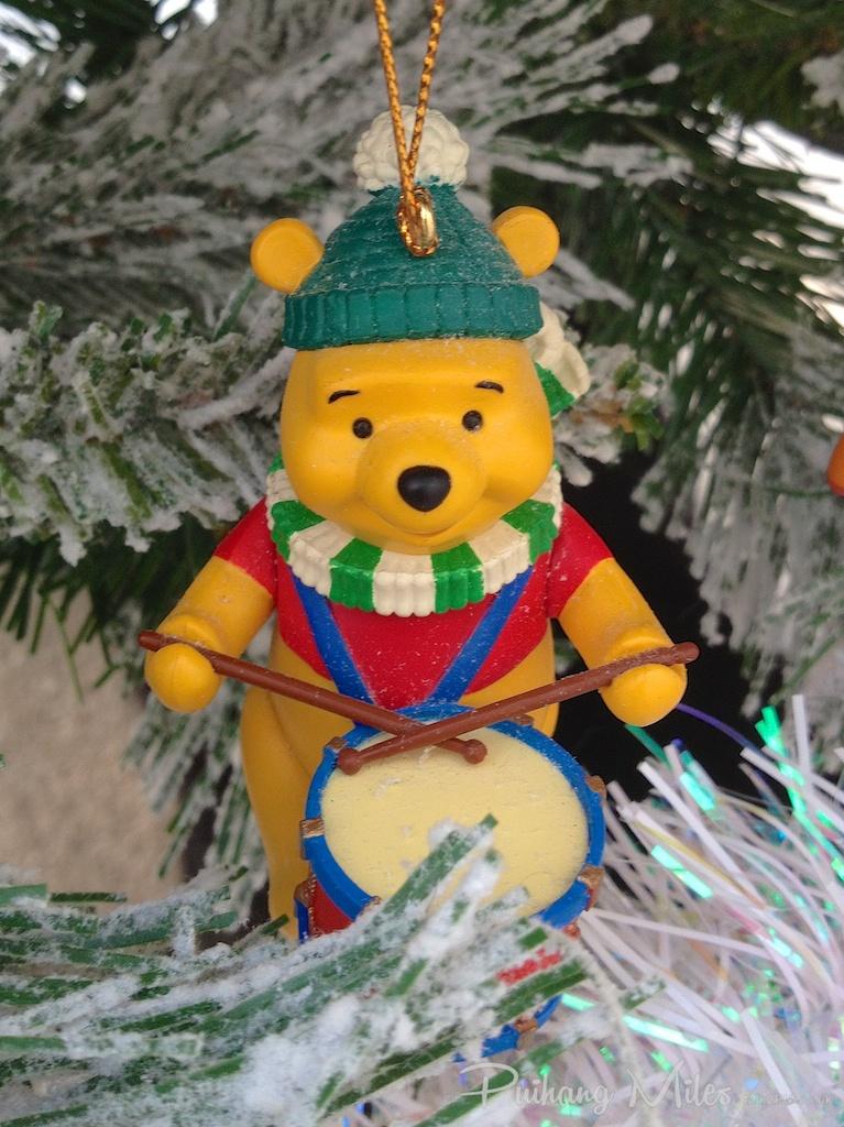 Disney Grolier Ornament - Winnie the Pooh