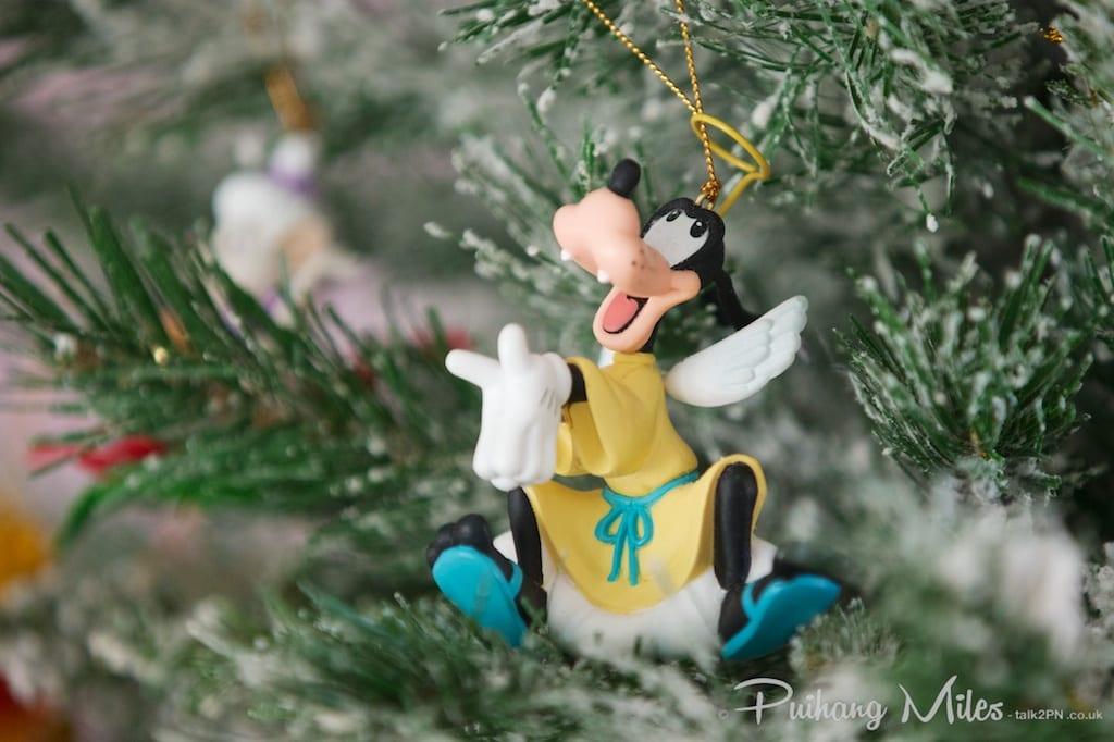 Disney Christmas Angel Goofy