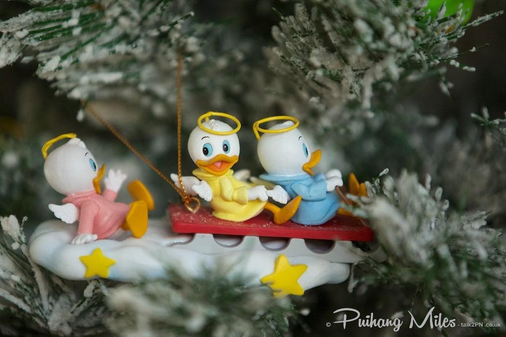 Disney Christmas Angels Huey, Dewey & Louie