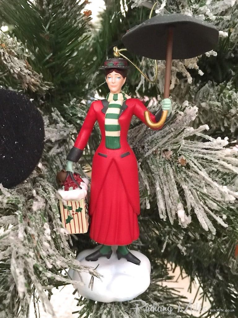 Disney's Mary Poppins Grolier Christmas Ornament