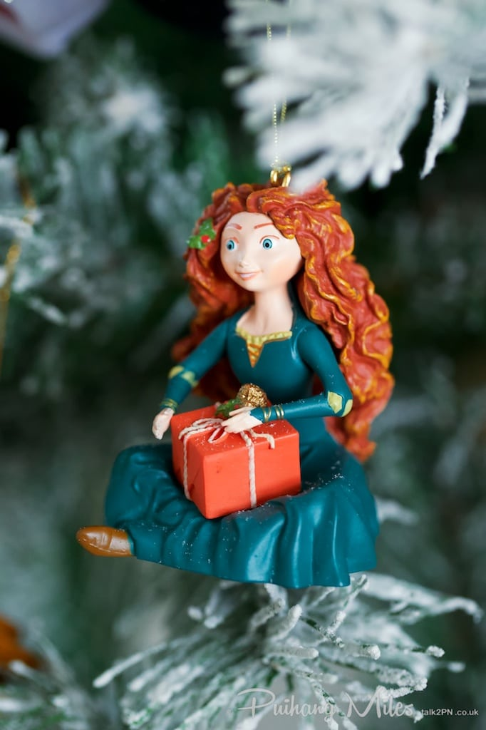 Early Moments Disney Christmas ornament Merida from Brave