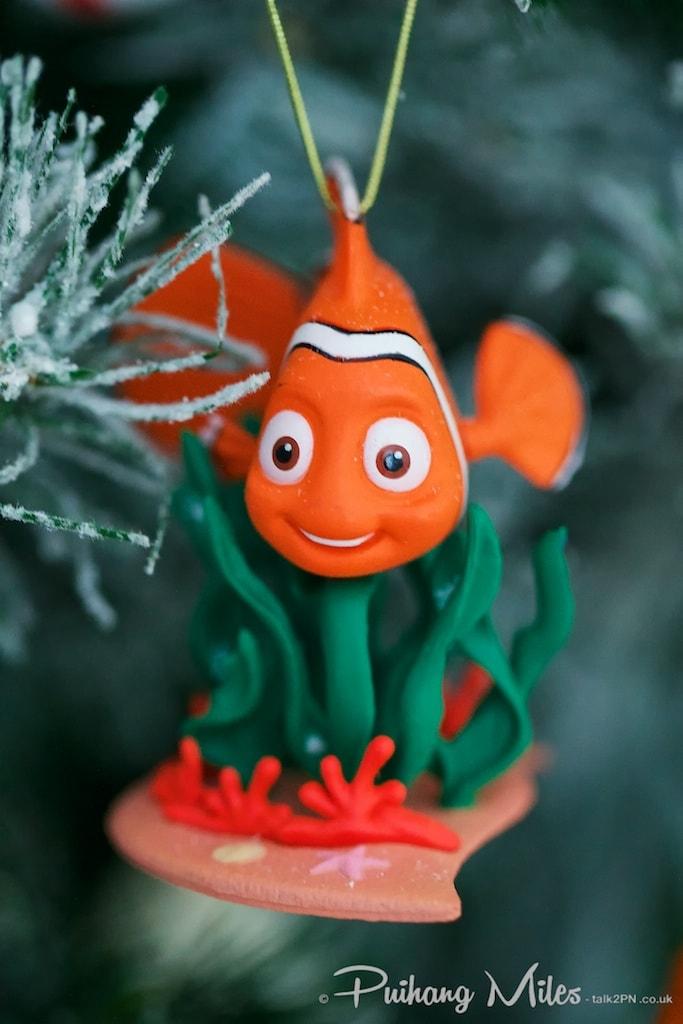 Nemo from Disney's Finding Nemo Grolier Christmas Ornament