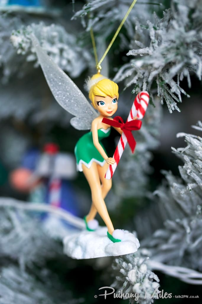 Tinkerbell from Disney's The Fairies christmas ornament