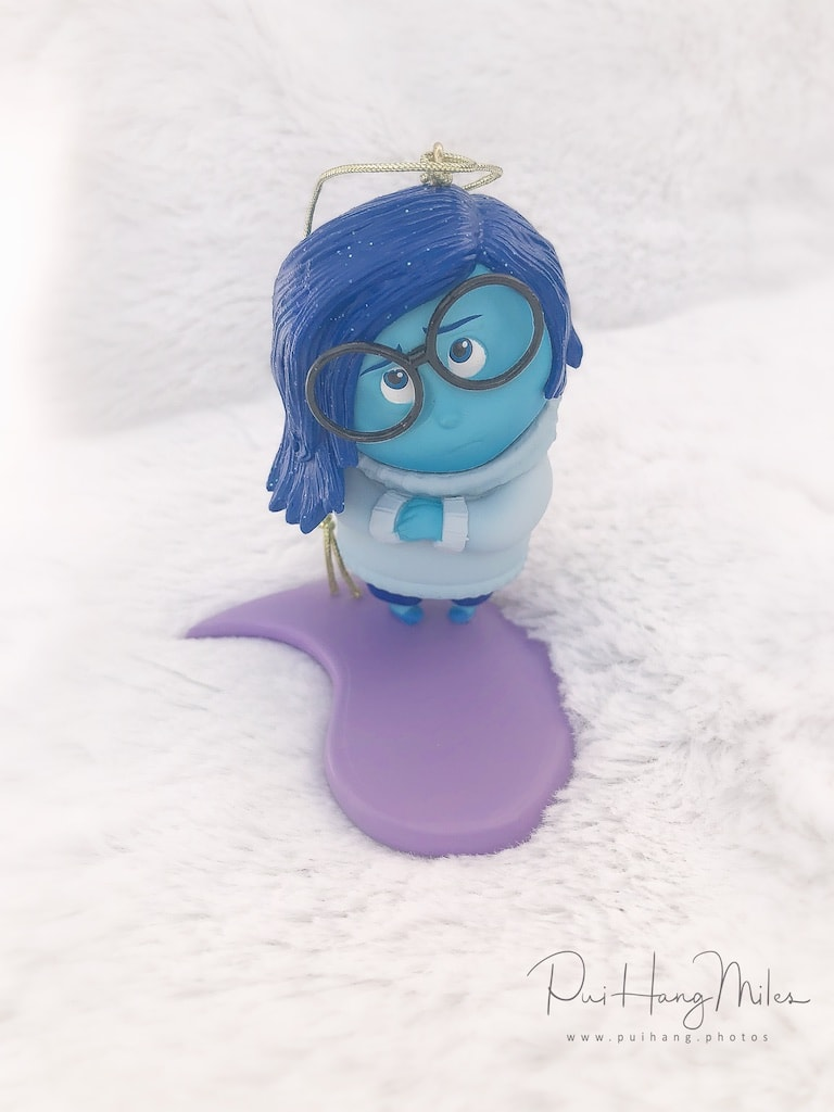 Sadness from Inside Out